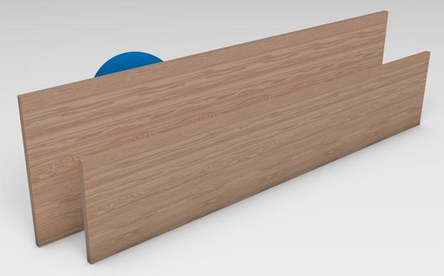 Timber Blades